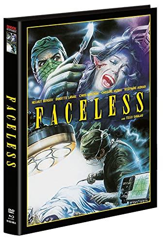 Faceless - Mediabook wattiert - limitiert auf 999 Stück - Cover A [Blu-ray]