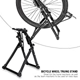 Reparación Soporte de Bicicletas Rueda, Herramienta de Reparación Soporte de Centrar para Rueda de Bicicleta Accesorios Llanta de Ciclismo