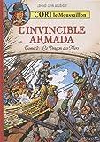 Cori le moussaillon, Tome 3 - L'Invincible Armada : Tome 2, Le dragon des mers