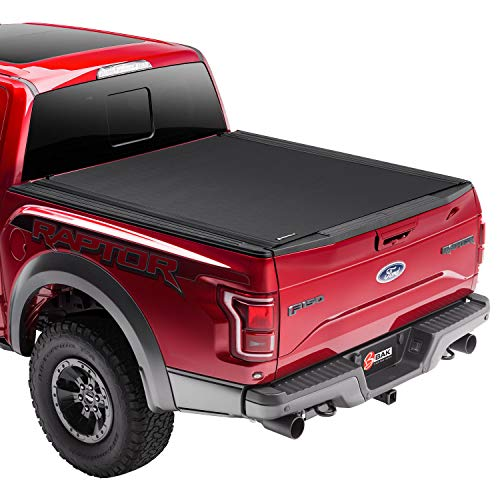 "BAK Revolver X4 Hard Rolling Truck Bed Tonneau Cover | 79329 | Fits 2015 - 2020 Ford F150 5' 7"" Bed (67.1"")"