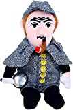 The Unemployed Philosophers Guild Sherlock Holmes Little Thinker - 11' Plush Doll for Kids and Adults