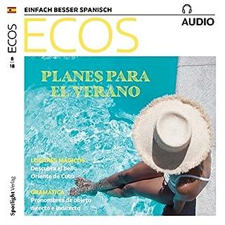 ECOS Audio - Planes para el verano. 8/2018 Titelbild