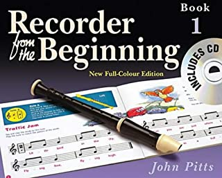 Recorder from the Beginning - Book 1: Full Color Edition (Bk. 1)