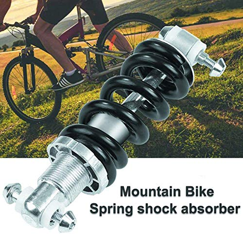 Achterwielophanging Damper Spring Schokdemper 125Mm 750LBS Bicycle Spring Shock Voor Mountain Bike Vouwfiets Electric Car