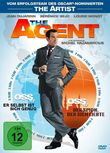 The Agent - OSS 117, Teil 1 & 2 (2 DVDs)
