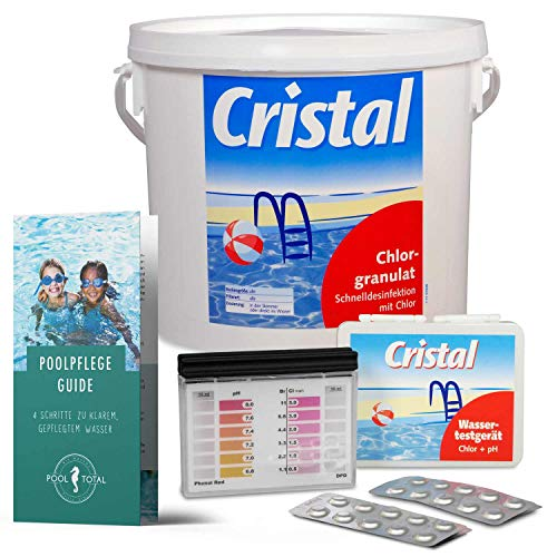 Set> Cristal Chlorgranulat