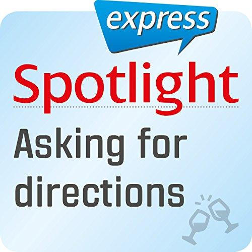 Spotlight express - Ausgehen: Wortschatz-Training Englisch - Nach dem Weg fragen Titelbild
