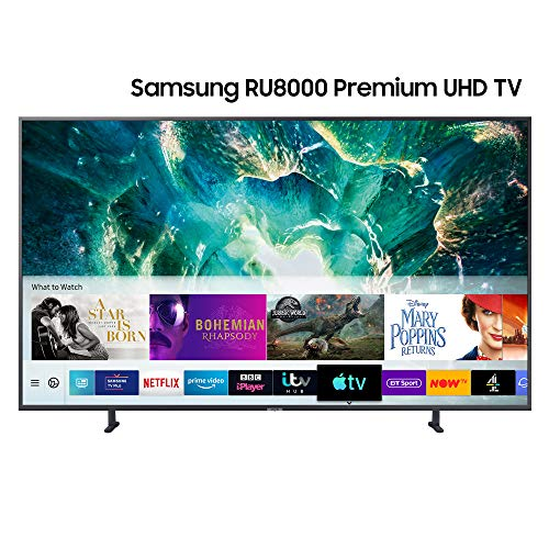 Samsung 82-inch RU8000 Dynamic Crystal Colour Smart 4K TV