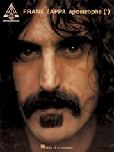 FRANK ZAPPA APOSTROPHE (') TAB: Guitar Recorded Versions by Various (17-Sep-2003) Paperback