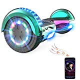 Best Hoverboards - HITWAY 6.5 inch Hoverboard Segway with LED lights Review