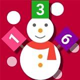 PN Xmas クリスマスのパズルゲーム | 数字パズル『PutNumber』のクリスマス・エディション