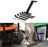 vikofan Lawn Mower Towing Hitch ZTR Riding Garden Lawn Pro Tow Mover...