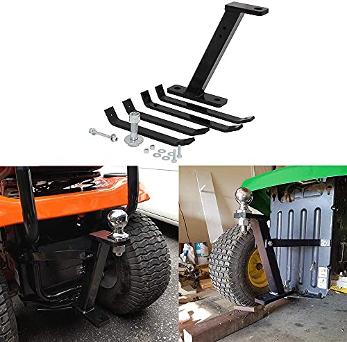 vikofan Lawn Mower Towing Hitch ZTR Riding Garden Lawn Pro Tow Mover Hitch Kit Fit for Cub Cadet...