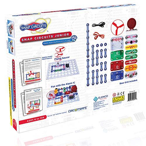 Elenco Circuits Snap Jr. 100 Expériences - 1
