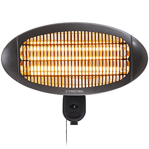 TROTEC Radiador Infrarrojo IR 2000 S. Calefactor