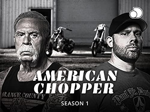 American Chopper - Stagione 1
