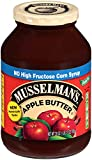 Musselman's Apple Butter for snacks or recipes - low calorie, gluten free, low