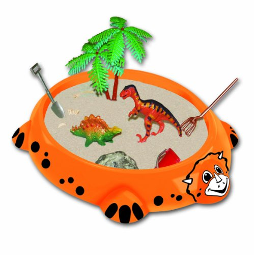 Be Good Company Critters Dinosaur Sandbox Playset