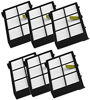 Hepa Filter Replacement For irobot Roomba 800 series 870 880-6 Pack