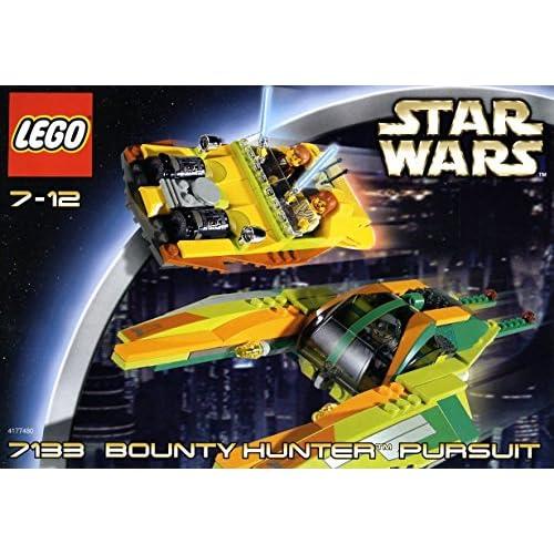 LEGO 7133 - Cacciatore Taglie TM Pursuit, 253 Pezzi
