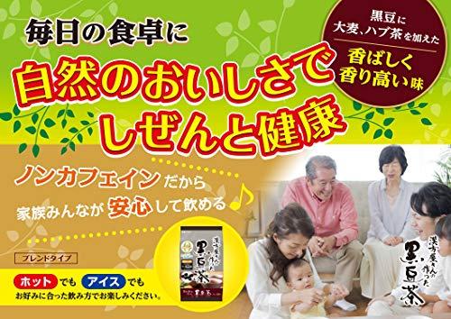 井藤漢方製薬漢方屋さんの作った黒豆茶42包