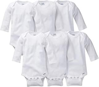 Baby Long-Sleeve Onesies Bodysuit