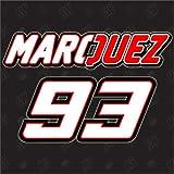 speedwerk-motorwear Marc Marquez 93 – Moto GP Pegatinas