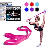 Cheerleading Flexibility Stunt Strap - Improve Stretching and Perfect Stunts for Cheer, Dance, and...