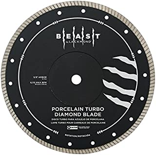 Lackmond Beast Pro Hard Porcelain Turbo Saw Blade - 7