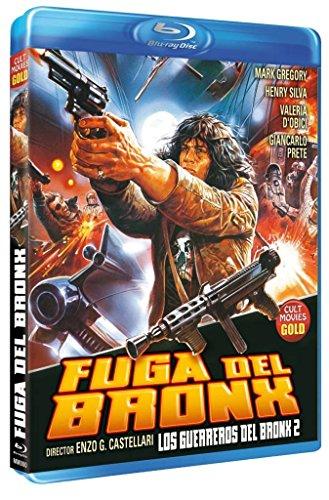 Fuga del Bronx (Los Guerreros del Bronx 2) [Blu-ray]
