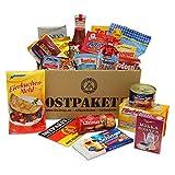 Ostpaket Lebensmittel mit 19 Produkten Spezialitäten Spezialitätenpaket Geschenkidee DDR-Paket Nostalgie Ostkarton Geschenke aus dem Osten Geschenkset...
