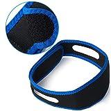 SCARLETT Anti snoring chin strap Best stop snoring device adjustable snore reduction belt