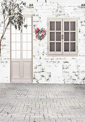 Old Rural House Village Porch Yard Vine Door Spring Baby Photo Background Photography Backdrop Photocall Photo Studio A11 3x2.2m