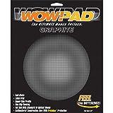 WOW!PAD 8DG55 8.5' Diameter Graphite Tech Mouse Pad