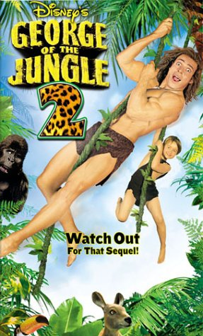 George Of The Jungle 2 [VHS]