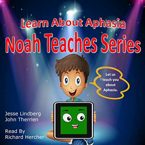 Learn About Aphasia audiobook cover art
