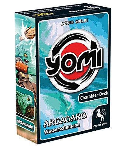 Pegasus Spiele 17434G - Yomi Einzeldeck Argagarg