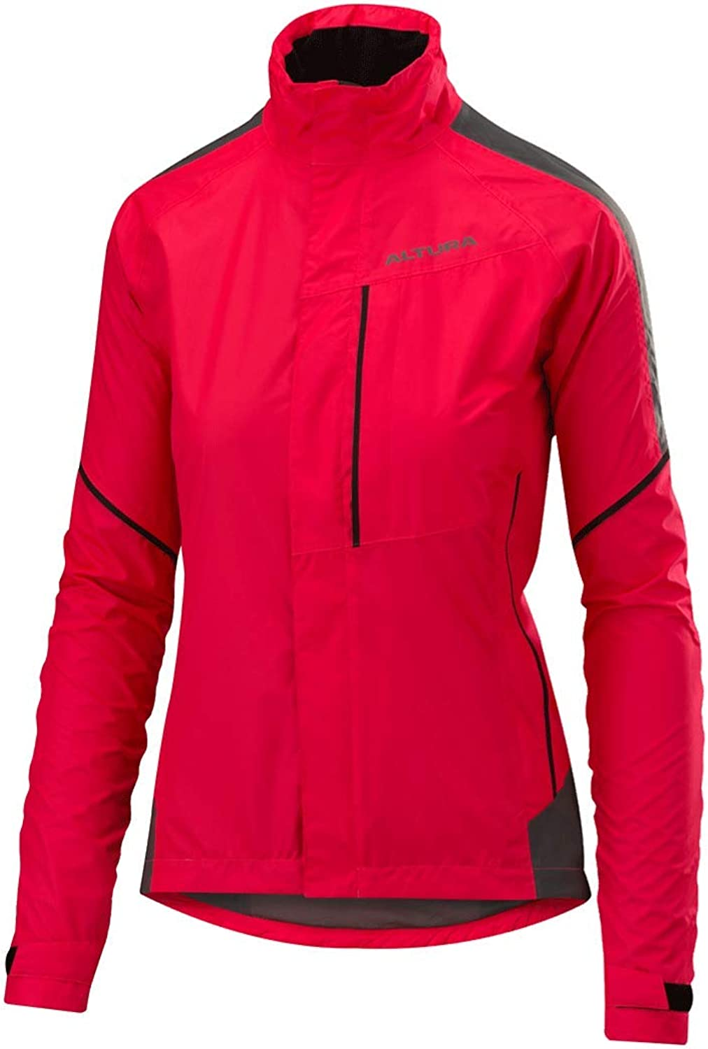 Altura Hiviz Pink 2018 Nightvision Twilight Womens Cycling Waterproof Jacket