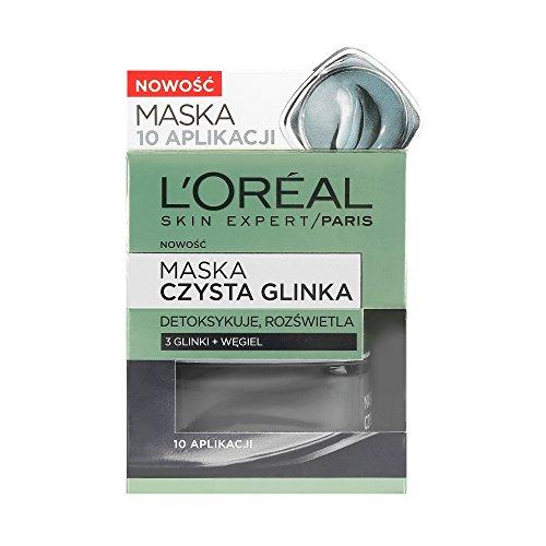 L 'Oreal Paris Skin Expert Masker Detox Ton Pure 50 ml