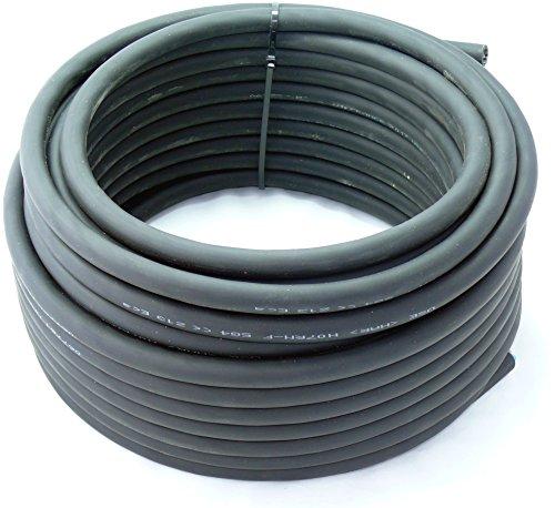 H07RN-F 5g 4 (5 x 4mm²) Baustellenkabel, Industriekabel geeignet für den Außenbereich diverse Längen 5-50m (15m)