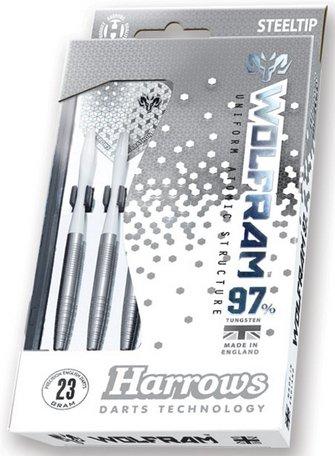 PerfectDarts 26g HARROWS Wolfram Tungsten Darts Set