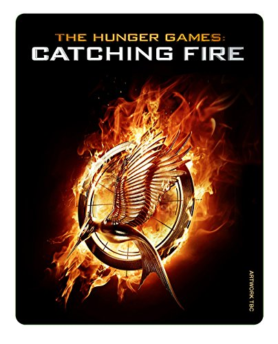 Die Tribute von Panem - Catching Fire Limited Steelbook Edition ohne deutsche Tonspur