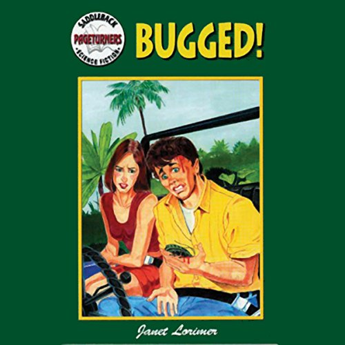 Bugged! audiobook cover art