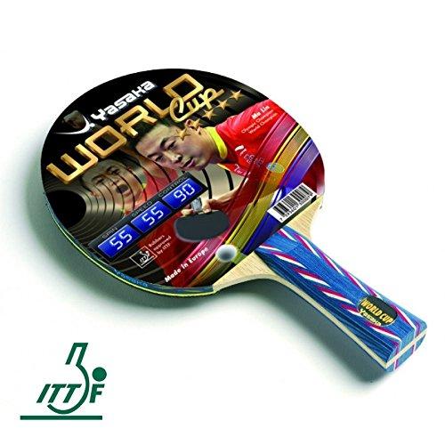 Yasaka Raqueta Ma Lin 5* World Cup