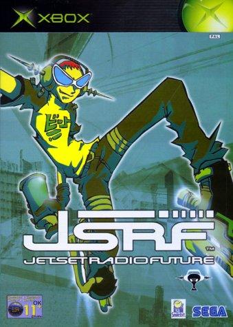 Xbox - JSRF: Jet Set Radio Future