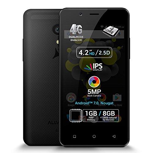 Allview P4 PRO 4G Dual Mode - schwarz