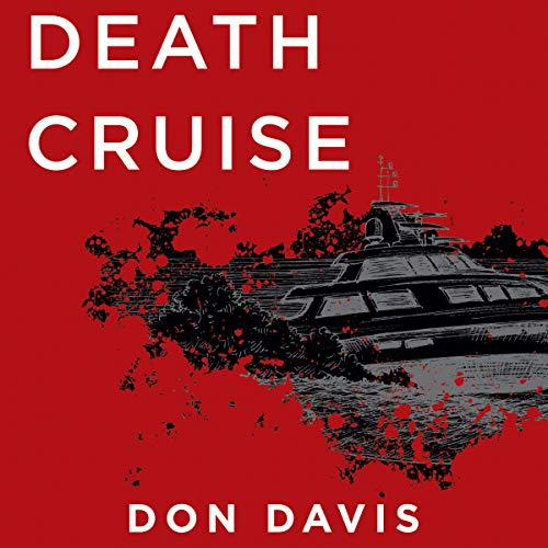 Death Cruise audiobook cover art
