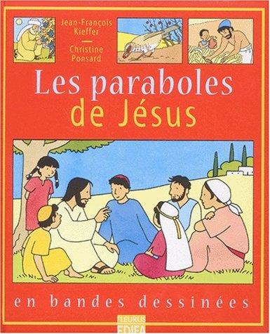 Les paraboles de Jésus en bandes dessinées