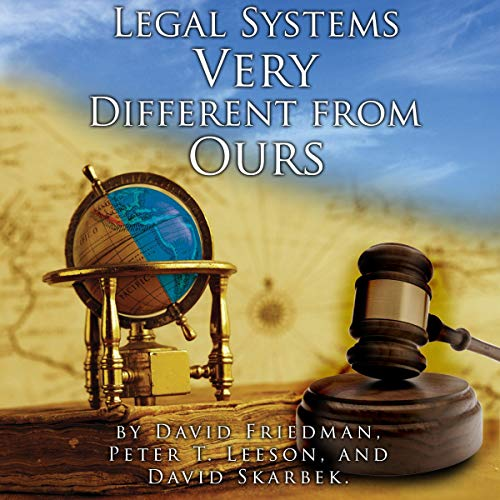 Couverture de Legal Systems Very Different from Ours