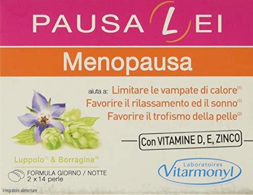 Vitarmonyl Integratore Alimentare Pausalei Menopausa, 24 Perle